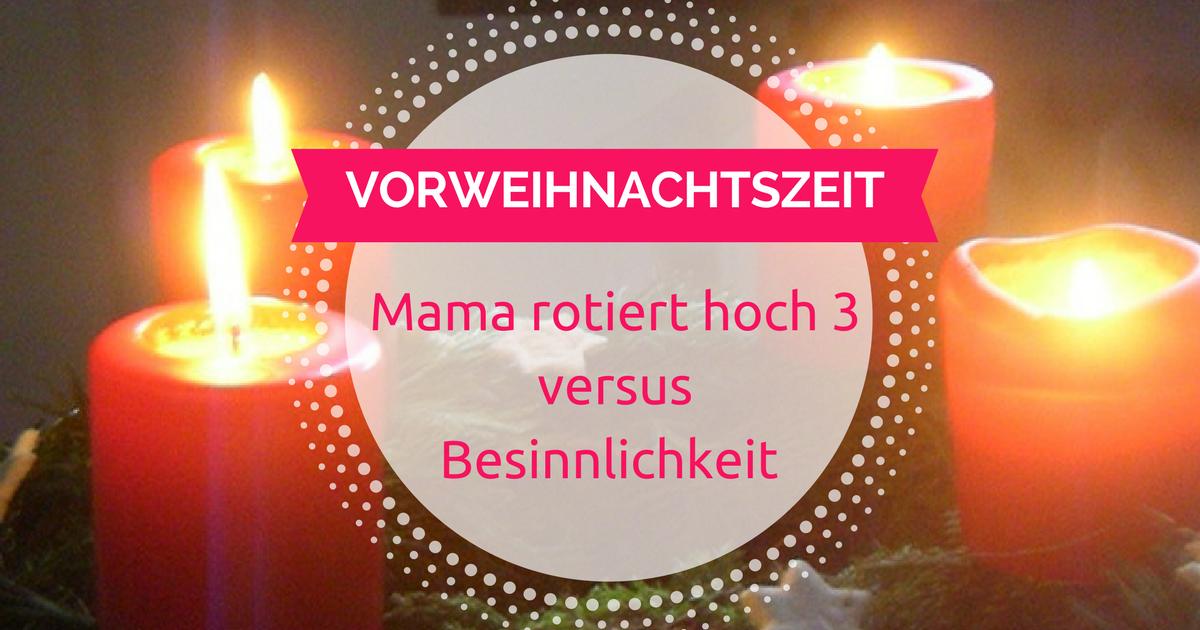 Mama rotiert hoch 3 versus Besinnlichkeit