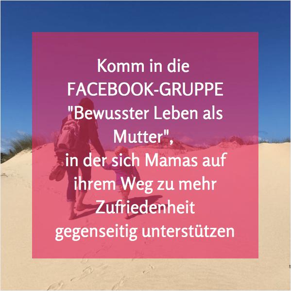 KraftvollMama Facebook-Gruppe
